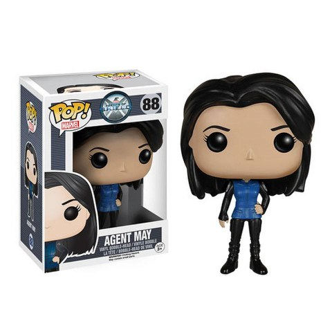Figura Pop! Vinyl Marvel Agents of Shield - Melinda May