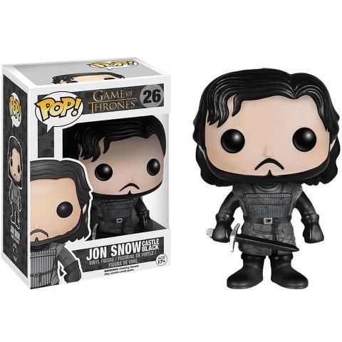 Figurine Pop! Jon Snow Castle Black Game of Thrones