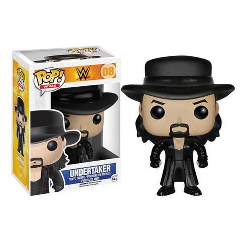 WWE Wrestling The Undertaker Pop! Vinyl Figure