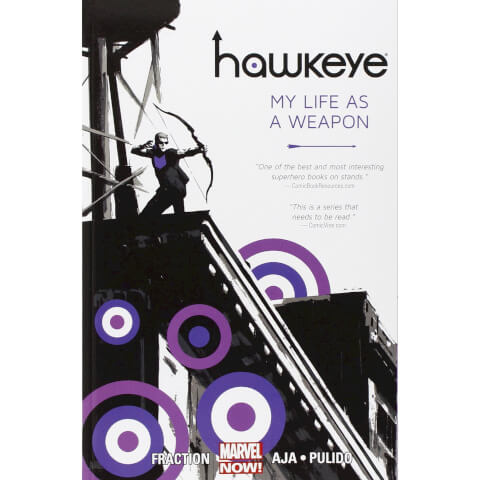 Marvel Now Hawkeye: My Life as a Weapon - Volume 1 Graphic Novel