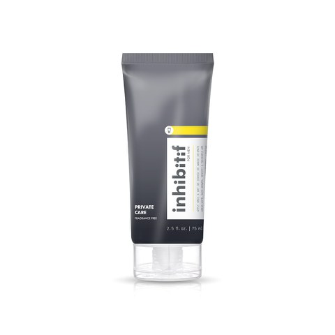 Inhibitif Private Care for Men Hair Removal (75ml)