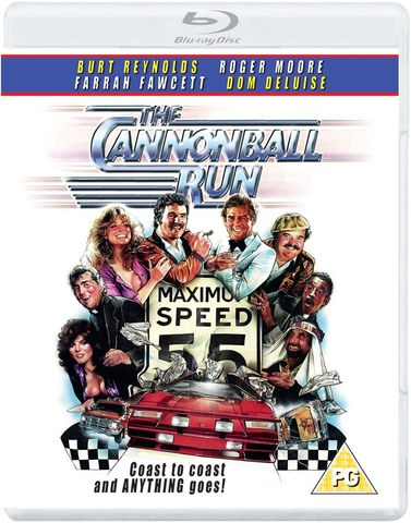The Cannonball Run - Dual Format (Includes DVD)