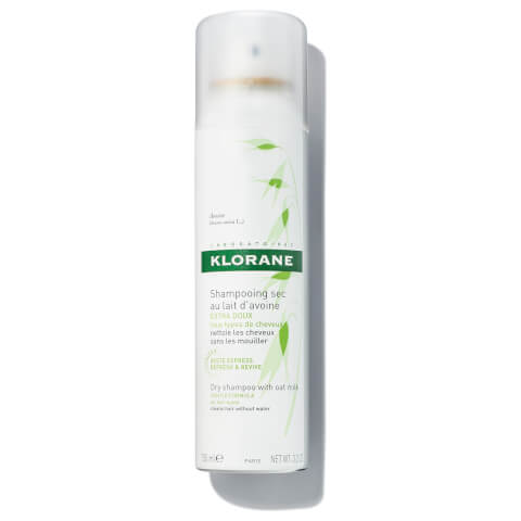 KLORANE Oatmilk Dry Shampoo Spray 3.2oz
