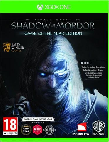 La Terre du Milieu : L'Ombre du Mordor - Game of the Year Edition