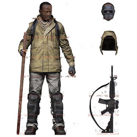 The Walking Dead Series 8 Morgan Jones 5 Inch Action Figure