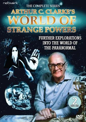 Arthur C. Clarke's World of Strange Powers - The Complete Series