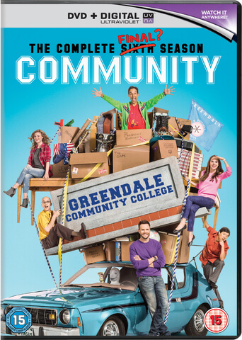 Community - Season 6 (Includes UltraViolet copy)