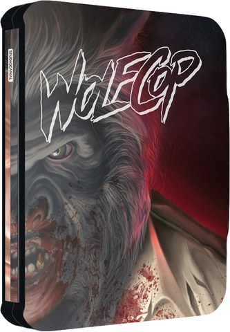 Wolfcop - Zavvi Exclusive Limited Edition Steelbook (2000 Only, Gloss Finish) (UK EDITION)