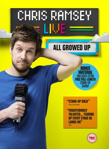 Chris Ramsey Live - All Growed Up