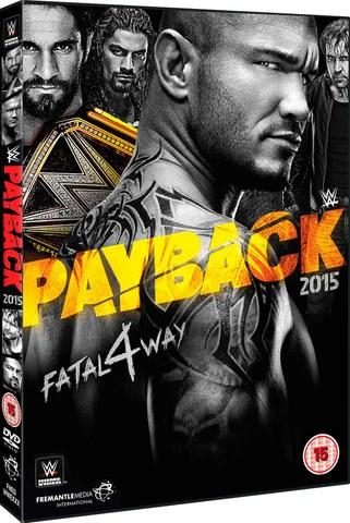 WWE: Payback 2015