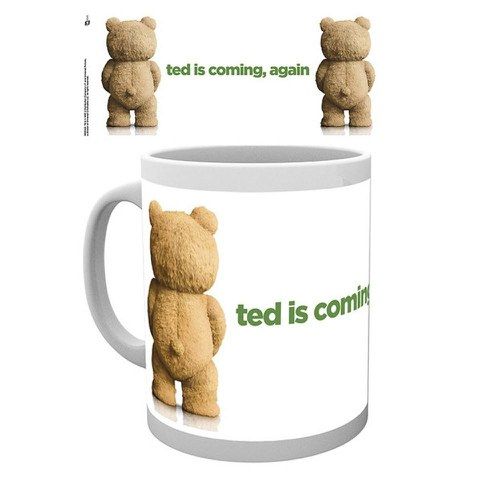 Ted 2 Come Again Mug