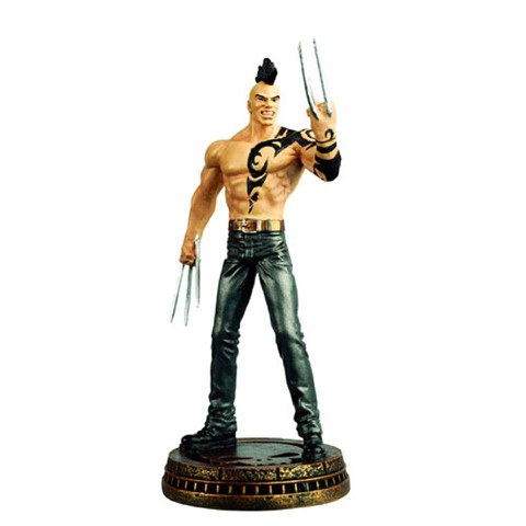 Marvel Daken Black Pawn Chess Piece with Collector Magazine