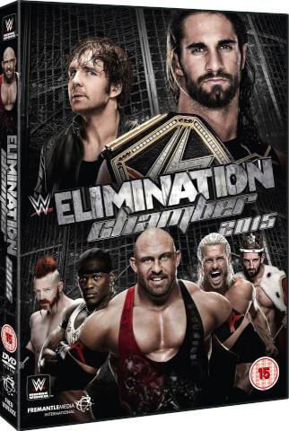 WWE: Elimination Chamber 2015