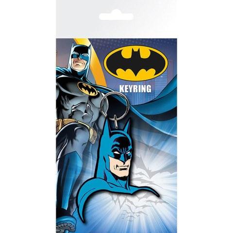 DC Comics Batman Comic Face - Keyring