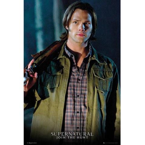 Supernatural Sam Solo - 24 x 36 Inches Maxi Poster