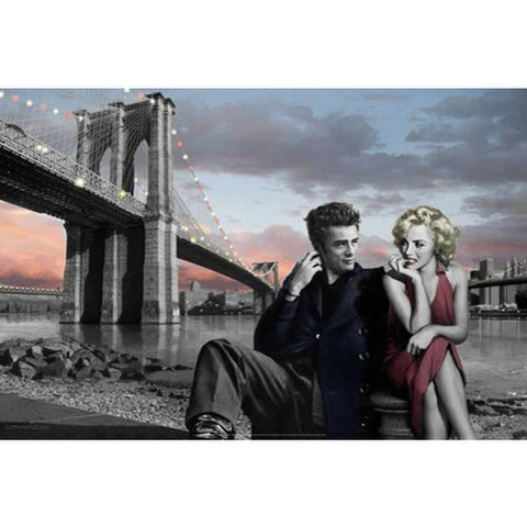 Brooklyn Nights Chris Consani - 24 x 36 Inches Maxi Poster