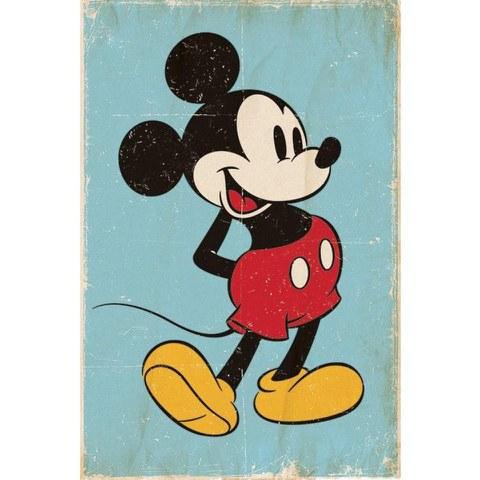 Disney Mickey Mouse Retro - 24 x 36 Inches Maxi Poster