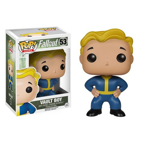 Fallout Vault Boy Pop! Vinyl Figure
