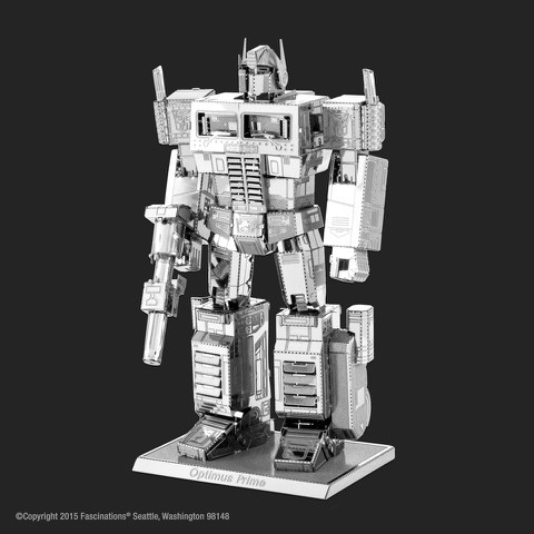 Transformers Optimus Prime Construction Kit