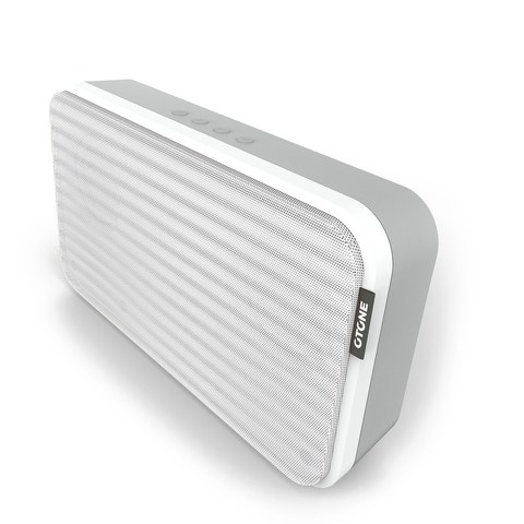 Otone BluWall Portable Bluetooth Speaker - White