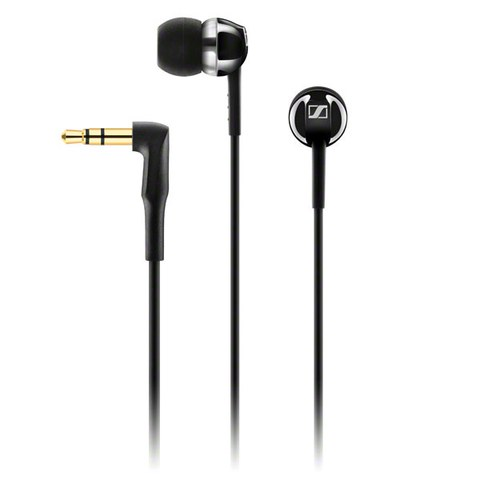 Sennheiser CX 1.00 Canal Earphones - Black