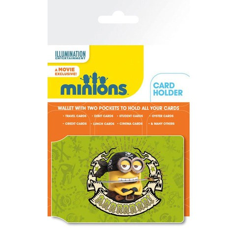 Porte-Cartes Minions Bello