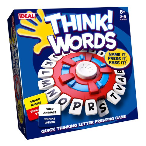 John Adams Think Words Game