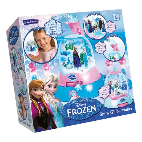 John Adams Disney Frozen Snow Globe Maker