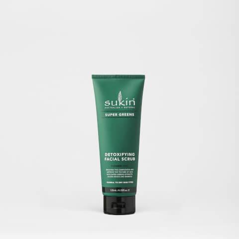 Super Greens Facial Scrub 125ml