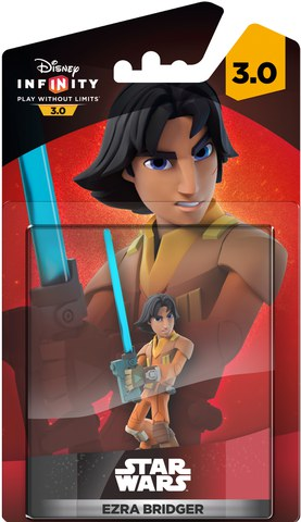 Disney Infinity 3.0: Star Wars Ezra Figure