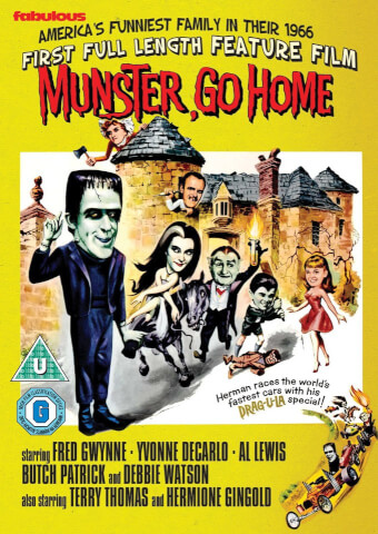 Munster Go Home