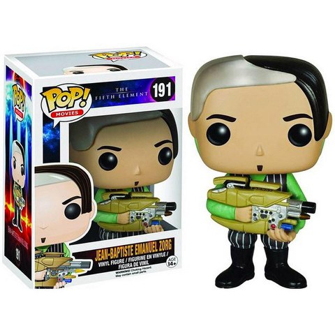 The Fifth Element Zorg Funko Pop! Figur