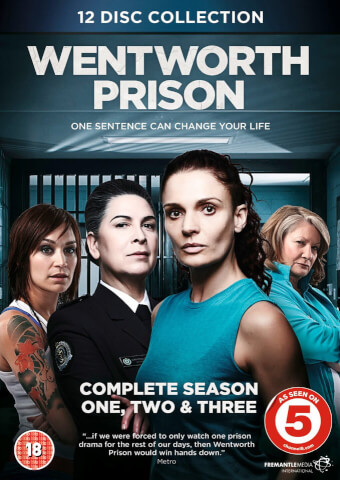 Wentworth Prison - Season 1-3