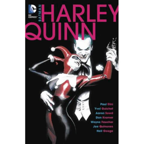 DC Comics Batman: Harley Quinn Paperback Graphic Novel
