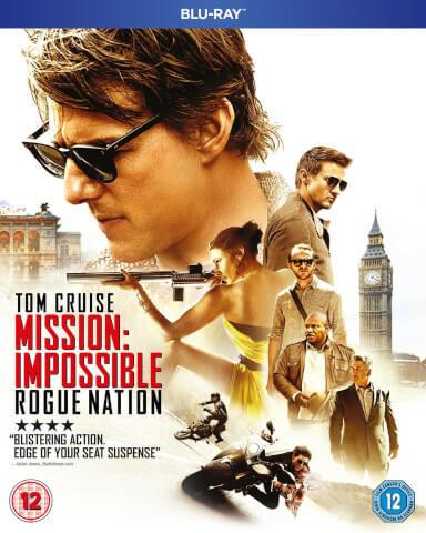 Mission Impossible: Nación Secreta
