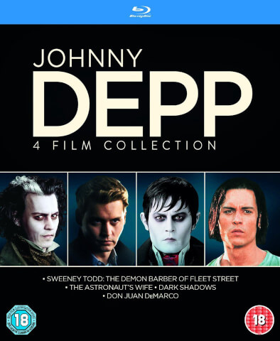 Johnny Depp Collection - Very Limited Release