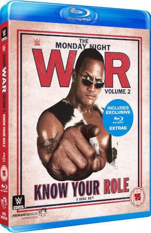 WWE: Monday Night War Vol.2 - Know Your Role