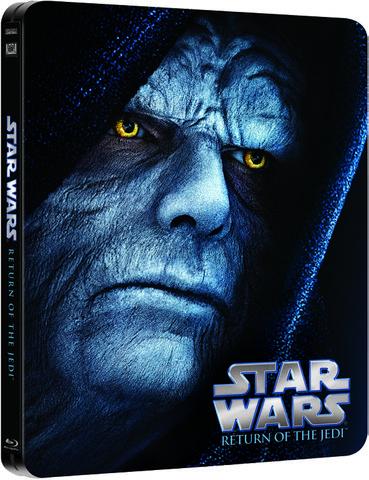Star Wars Episode VI: El Retorno del Jedi - Steelbook de Edición Limitada