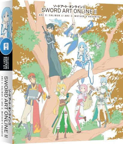 Sword Art Online II, Part 3 - Limited Edition