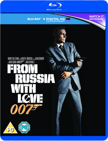 From Russia With Love (Includes HD UltraViolet Copy)