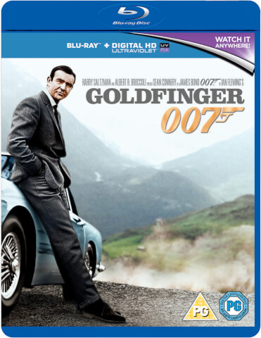 Goldfinger (Includes HD UltraViolet Copy)