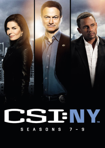 CSI: New York - Season 7-9 Boxset