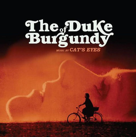 The Duke Of Burgundy - Original Soundtrack OST - Black Vinyl LP