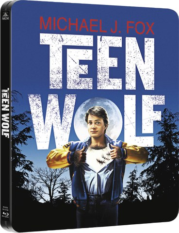Teen Wolf - Zavvi Exclusive Limited Edition Steelbook (Limited to 2000 Copies) (UK EDITION)