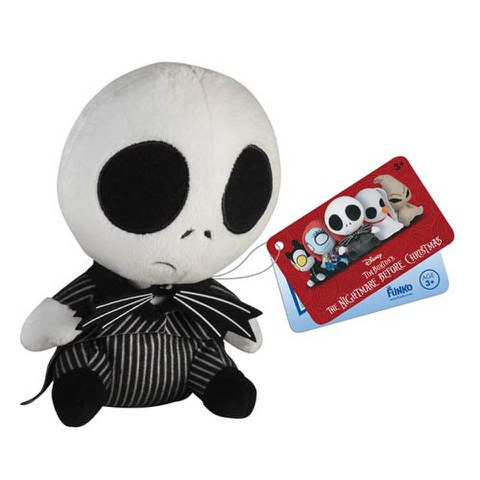 Mopeez Disney Nightmare Before Christmas Jack Skellington