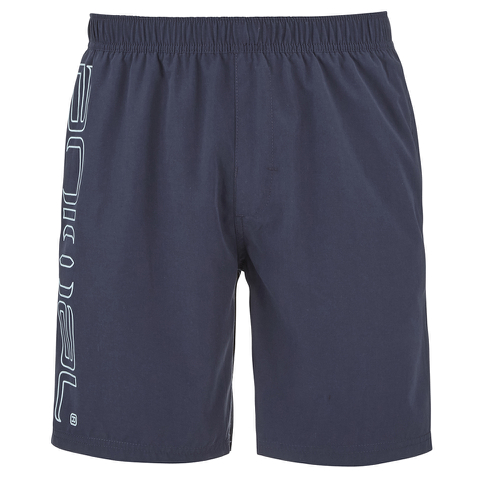 Animal Men's Belos Elasticated Waist Swim Shorts - Indigo Blue