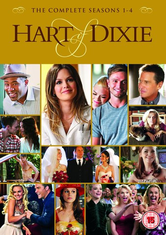 Hart of Dixie - Series 1 - 4
