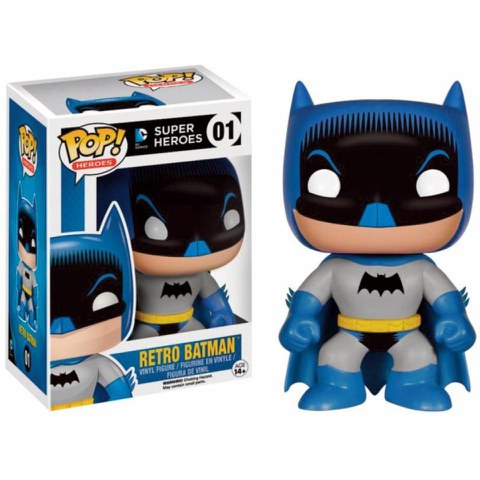 Retro Batman Pop! Vinyl Figure