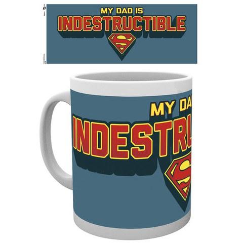 DC Comics Superman Indestructible Dad - Mug