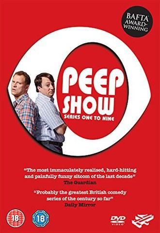Peep Show - Series 1-9 Complete Boxset
